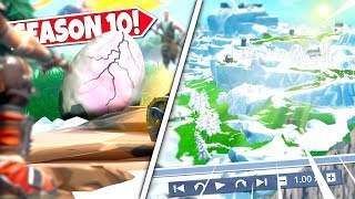 *NEW* LOST DRAGON EGGS *APPEARING* ACROSS MAP AS SNOW LOCATIONS BEGIN TO MELT! SEASON 10 UPDATE!: BR