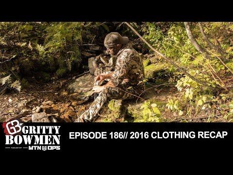 EPISODE 186: 2016 Clothing Recap