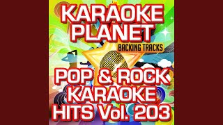 Don't You Just Know It (Karaoke Version With Background Vocals) (Originally Performed By DJ Ötzi)
