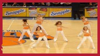 🏀5 minutes Madison Square Garden Knicks basketball, New York, Manhattan - GoPro - CityTrip (HD1306)