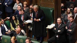 Brussels passes UK's Brexit delay letter to EU parliament