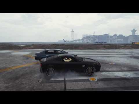 GTA V ONLINE DRAG RACE STOCK PRAIRIE VS STOCK PREMIER