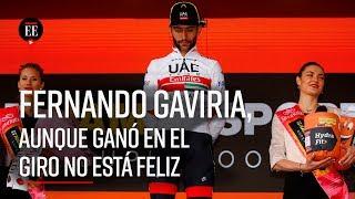 Fernando Gaviria: una victoria agridulce en el Giro de Italia| Noticias | El Espectador