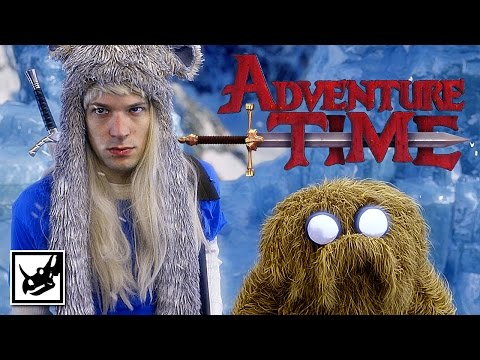 "The ""Gritty Reboot"" of Adventure Time Will Leave You Speechless"
