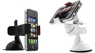 Автомобильный держатель для смартфонов.(Универсальный автодержатель для смартфонов,распаковка,сайт AliExpress. Покупал здесь\http://backly.ru/go/15qe., 2014-03-24T18:50:24.000Z)