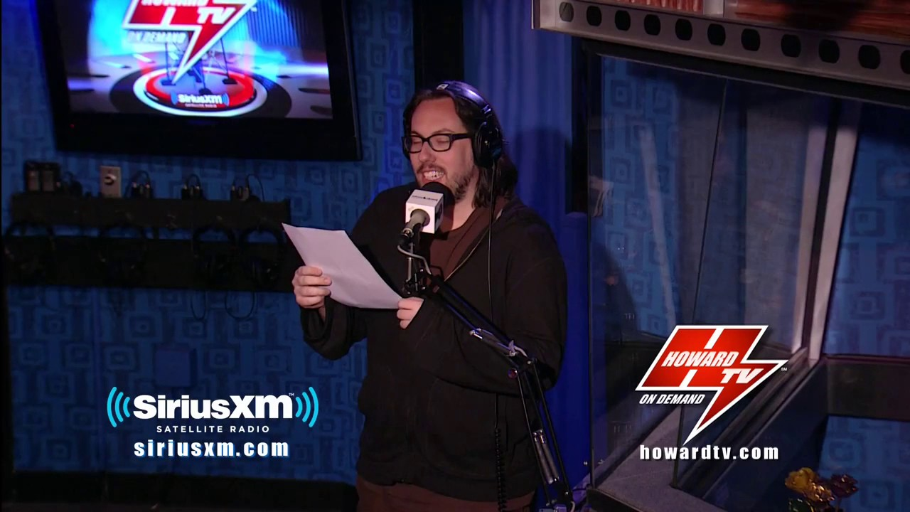 Jd speed dating howard stern