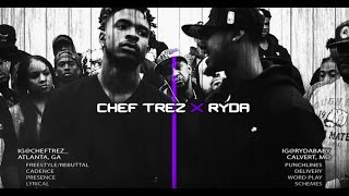 CHEF TREZ VS RYDA SMACK/ URL RAP BATTLE | URLTV
