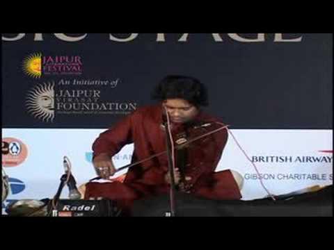 Sharat Chandra Srivastava Raag Jaijaivanti Live in Jaipur 2