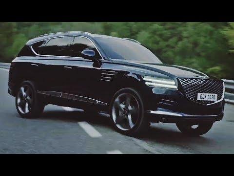 2020 Hyundai Genesis GV80 - Interior Exterior And Drive