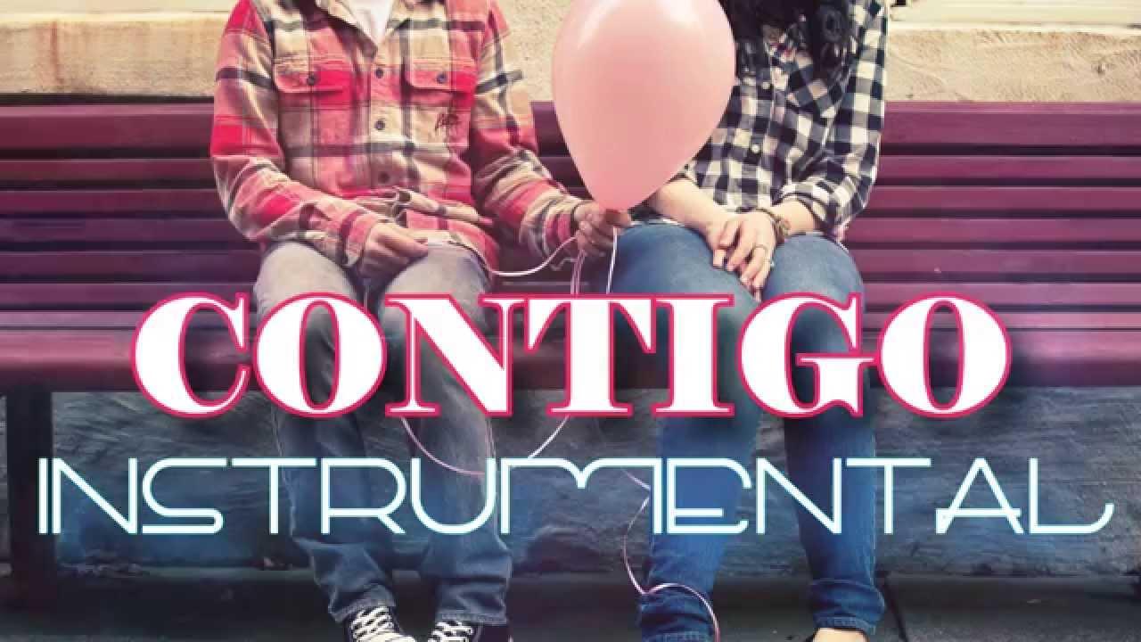 Contigo - Instrumental De Rap Romántico Con Coros 2015