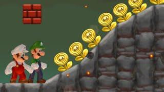 New Super Mario Bros.Wii Revised - Walkthrough - #31