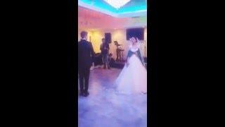 Кабардинская свадьба в Германии. Жених выучил кафа