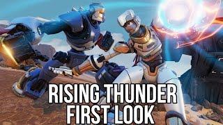 Rising Thunder (Free Online Fighting Game): Watcha Playin