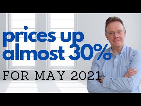 Ottawa Real Estate Market Update, May 2021