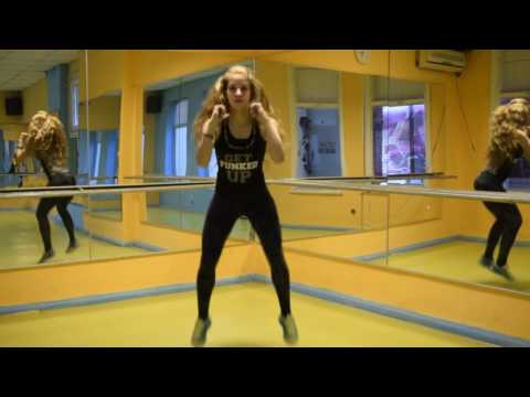 Ape Drums - Overload (feat. Gappy Ranks)*ZUMBA FITNESS*Choreo by Emanuela