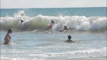 Oléron Island Beach Amateur Video