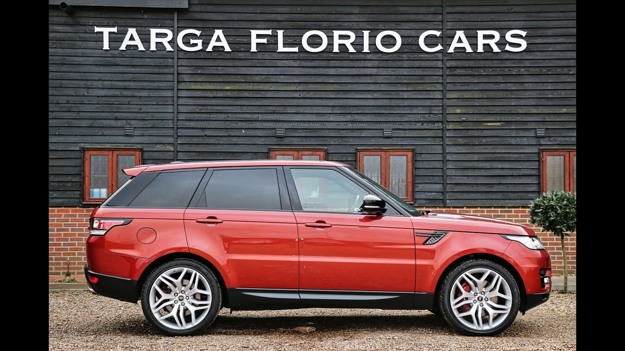 Range Rover Sport 5 0 V8 Supercharged Autobiography Dynamic 8