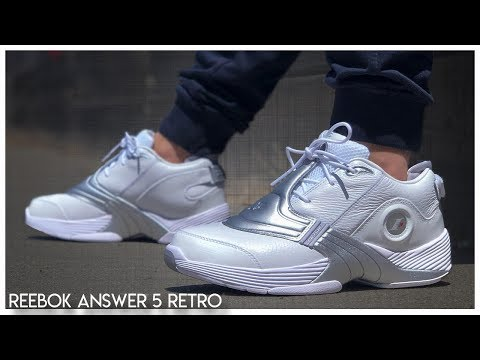 Reebok Answer 5 Retro Review