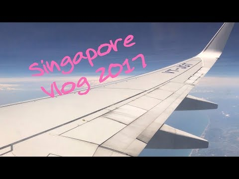 SINGAPORE VLOG | Travel with me