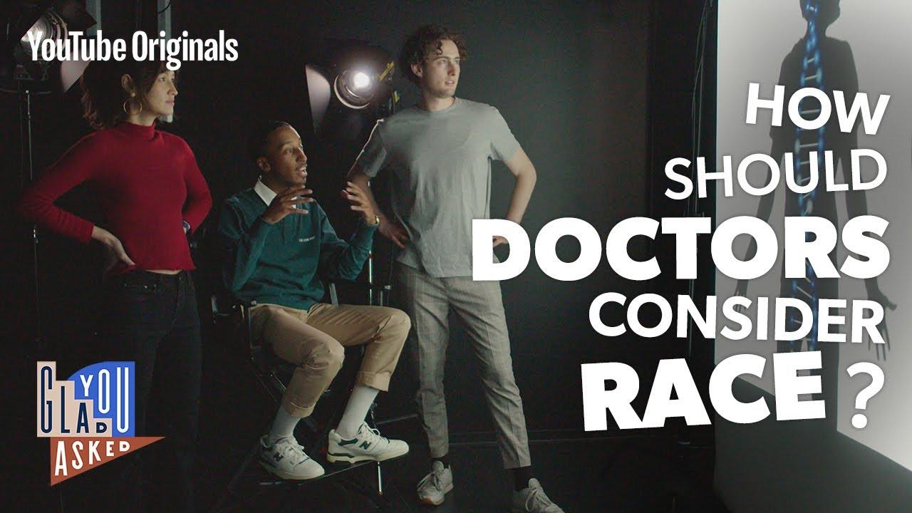 How should doctors consider race?