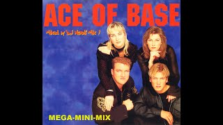 Ace Of Base - Mega Mini Mix (VideoMix by DJ Nocif Mix !)