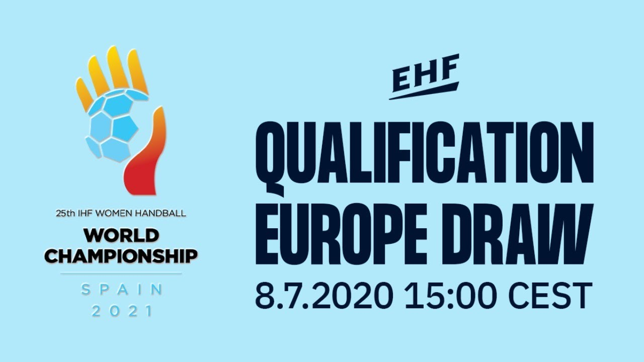 Draw Qualification Europe Phase 1 Women S 2021 World Championship Youtube