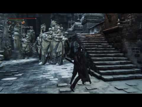 Bloodborne Castle Cainhurst plus Boss Fight Gameplay