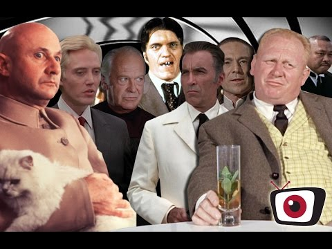 The Top 10 Bond villains of all time