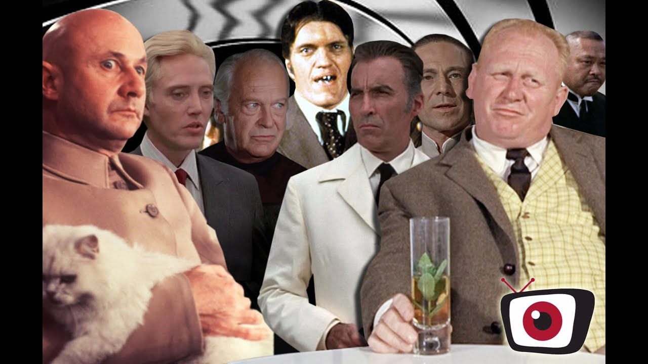 Image result for The Bond Villains