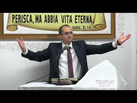 """""""C'è potenza nella croce di Gesu"""" - Predicazione evangelica - Pastore Giuseppe Di Stefano"""