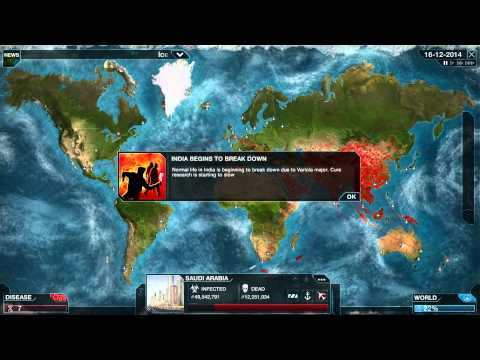 Plague Inc: Evolved | Smallpox [Mega Brutal]