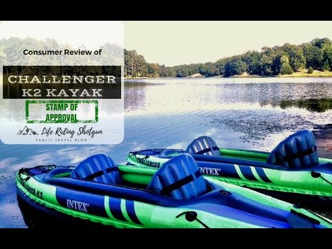 Intex Challenger K2 Kayak Product Review