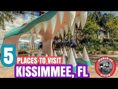 5 Places to Visit in Kissimmee, FL   Attractions, Restaurants & Local Spots!
