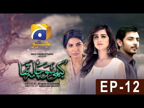 Kabhi Socha Na Tha - Episode 12 - Har Pal Geo View