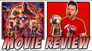 Avengers: Infinity War - Movie Review (Non-Spoiler)