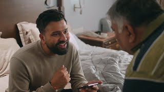 VIVO IPL | Rohit Sharma Goes Even