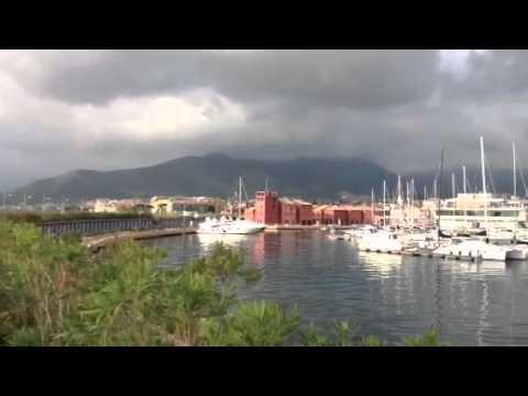 Port Of Loano, Loano, Liguria, Italy, Europe