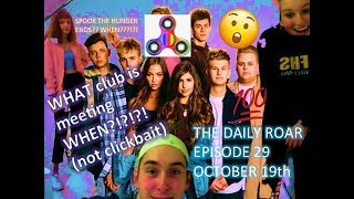 The Daily Roar - Episode 29 - Oct 19