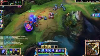 [5.10] A very balanced Ryze kill montage