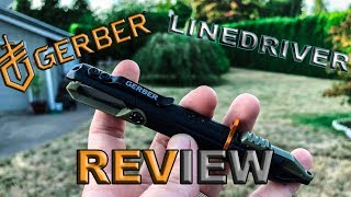 Best Line Tool On The Market--(Gerber LineDriver Unboxing and Review)