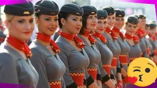 Top 10 Airlines - Top 15 Most Beautiful and Attractive Airlines Stewardess
