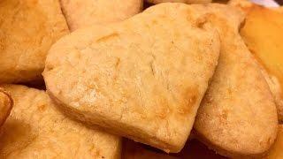 Как приготовить вкусное домашнее песочное печенье