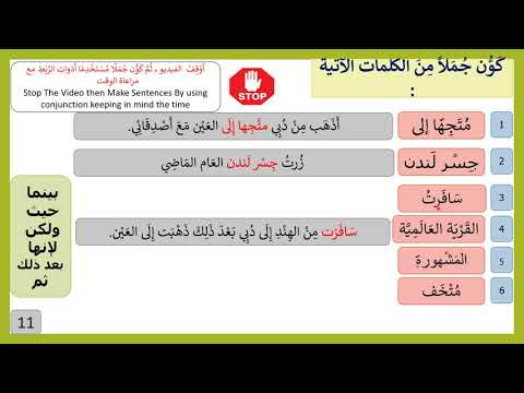 Grade 6 Famous Places (Arabic For Non Arabs الصف السادس لغة عربية