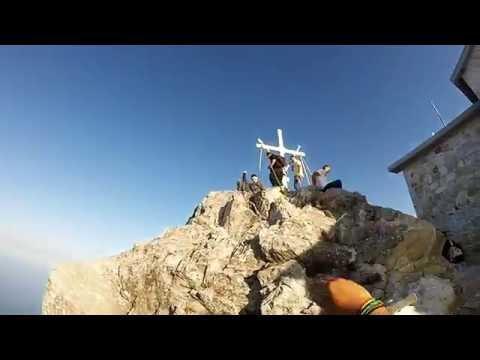 Muntele Athos - August 2016 - Urcare pe vârful Athon 2033m pentru Schimbarea la Faţă