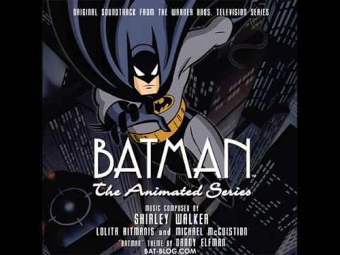 Sub-Main Title/Batwing/Bat Attack