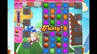 Candy Crush Saga Level 1431 (2* No Booster)