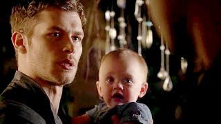 The Originals - Klaus and Hope all scenes (2x22)