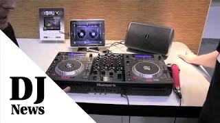 Numark MixDeck Quad at NAMM 2013: By John Young of the Disc Jockey News