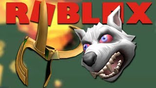 How to get Loki's Helm and Guise of the Moon in Roblox Event Nightmare Before Bloxtober 2017