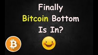 Is It True.. The Bitcoin Bottom Is In? - My Thoughts!